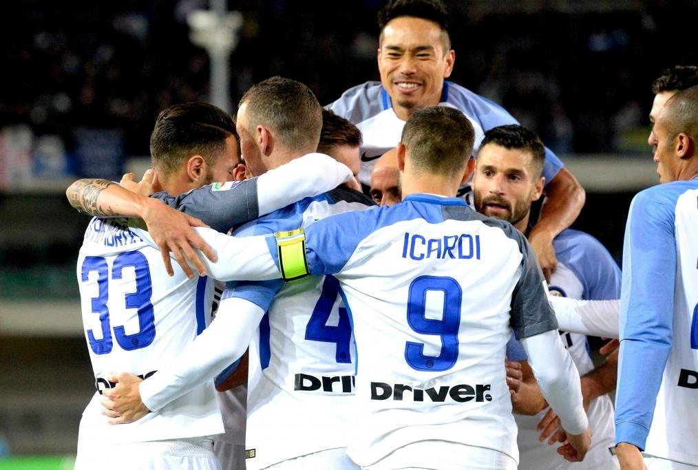 Hellas Verona FC v FC Internazionale - S