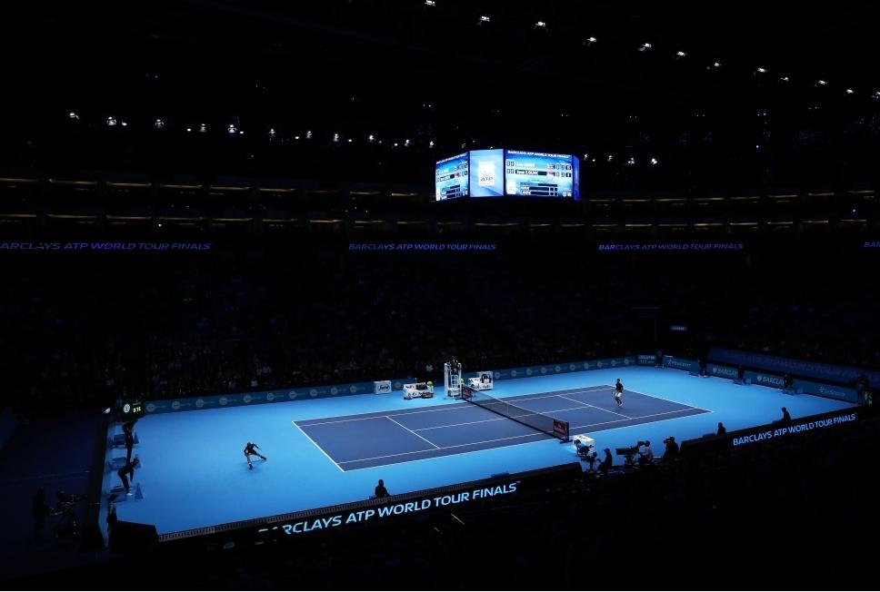 Day Eight - Barclays ATP World Tour Fina