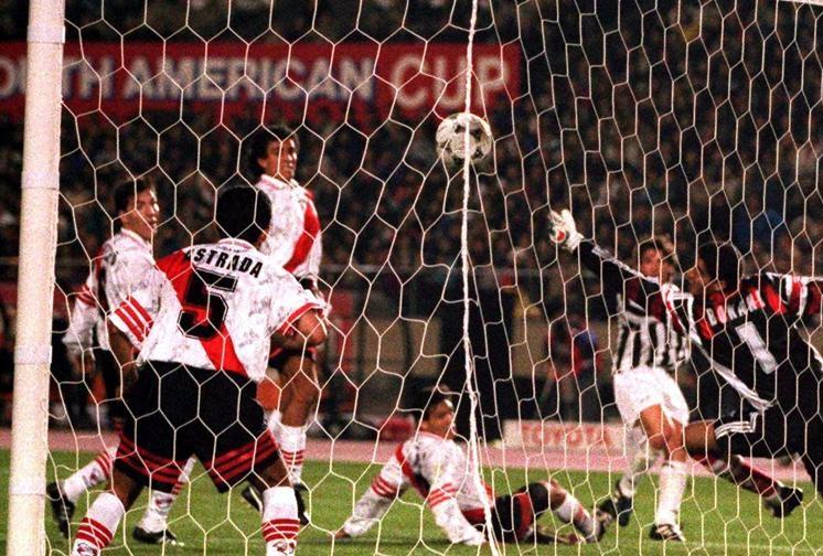 Il gol di Del Piero al River Plate