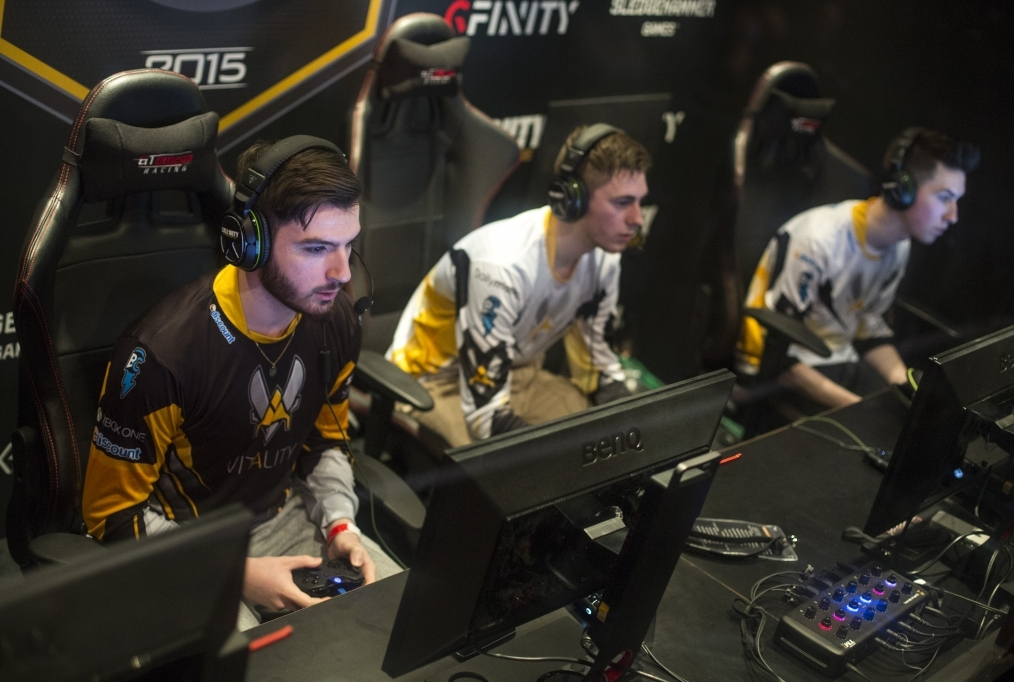 Call of Duty European Championships Fina