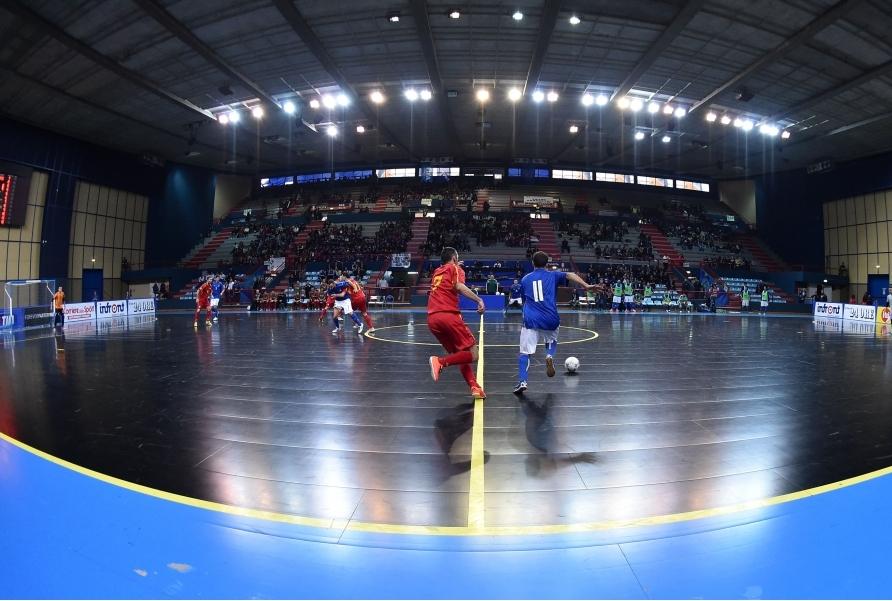 Italy v Macedonia - FIFA Futsal World Cu