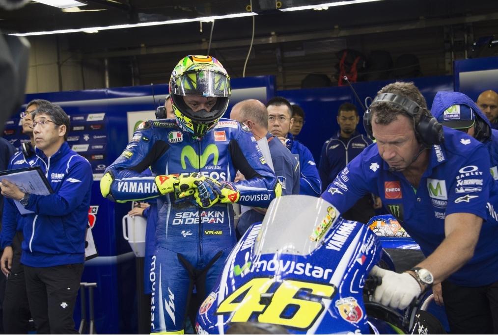 MotoGP of Japan - Free Practice