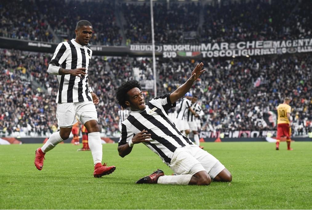 Juventus v Benevento Calcio - Serie A