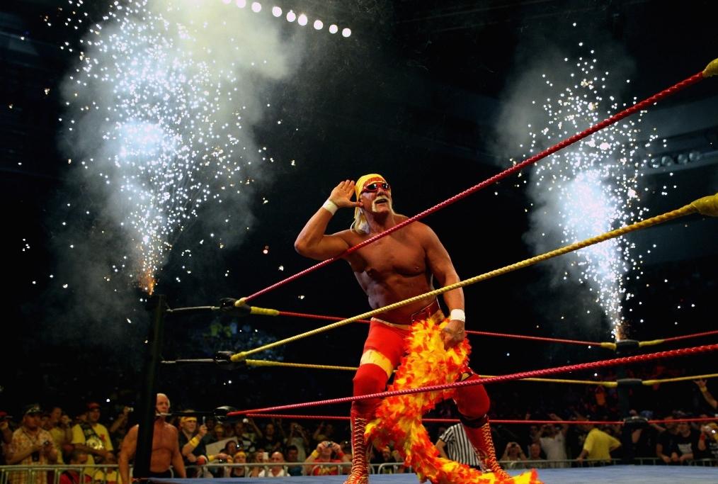 Hulk Hogans Hulkamania Tour - Melbourne