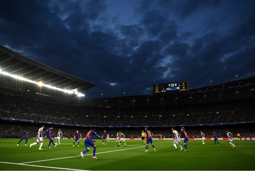 FC Barcelona v Juventus - UEFA Champions