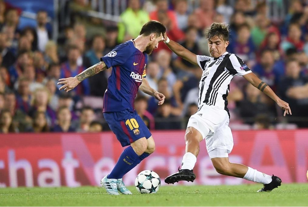 Dybala vs Messi