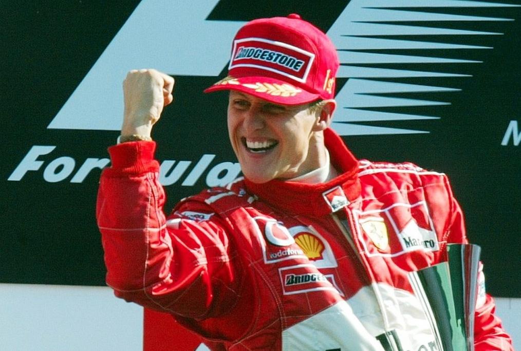 MotorsportFormel 1 GP von Italien 2003