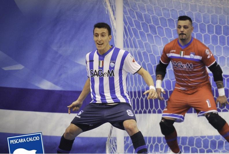 Calcio a 5, il PalaRigopiano non fa il miracolo: Pescara ...