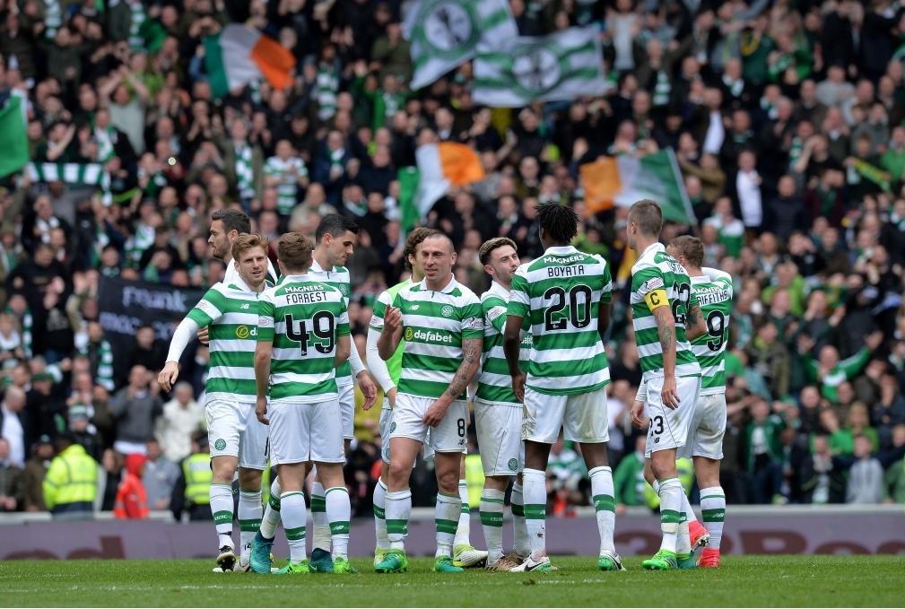 Rangers v Celtic - Ladbrokes Scottish Pr