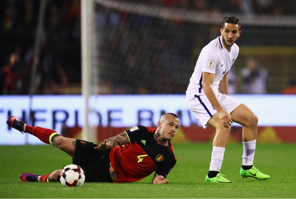 Belgium v Greece - FIFA 2018 World Cup Q