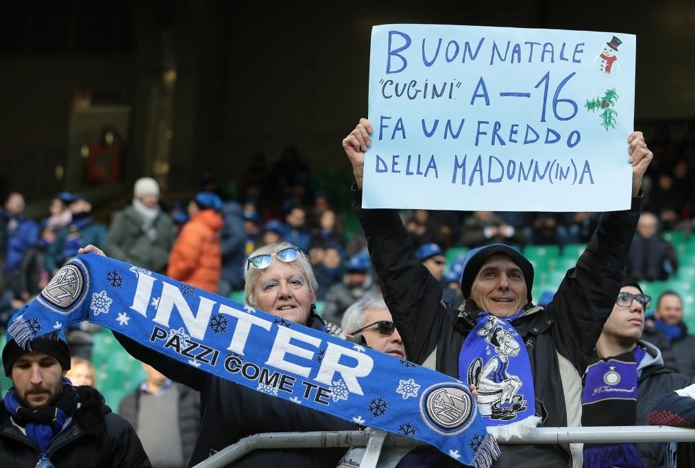 FC Internazionale v Udinese Calcio - Ser