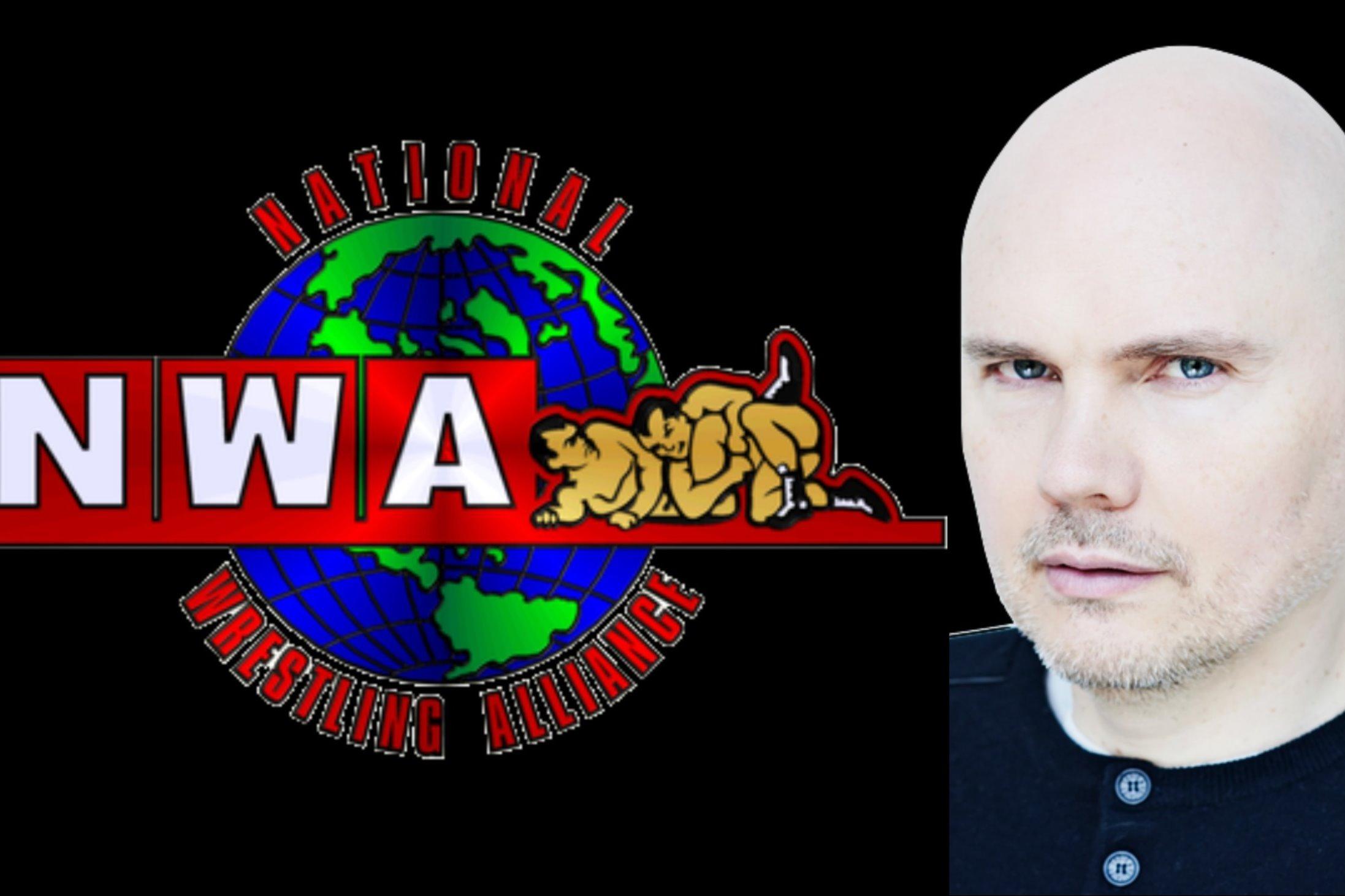 Billy Corgan, proprietario della NWA