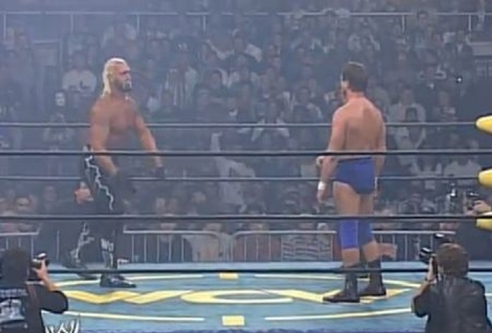 Hulk Hogan vs Roddy Piper a Starrcade 96