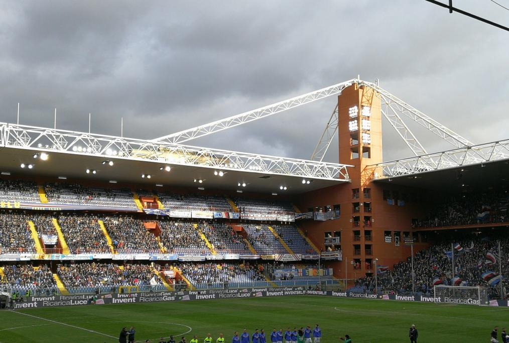Sampdoria-Spal