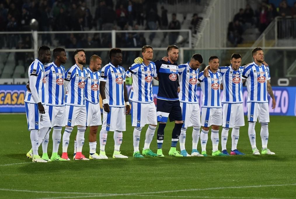 Pescara Calcio v AS Roma - Serie A