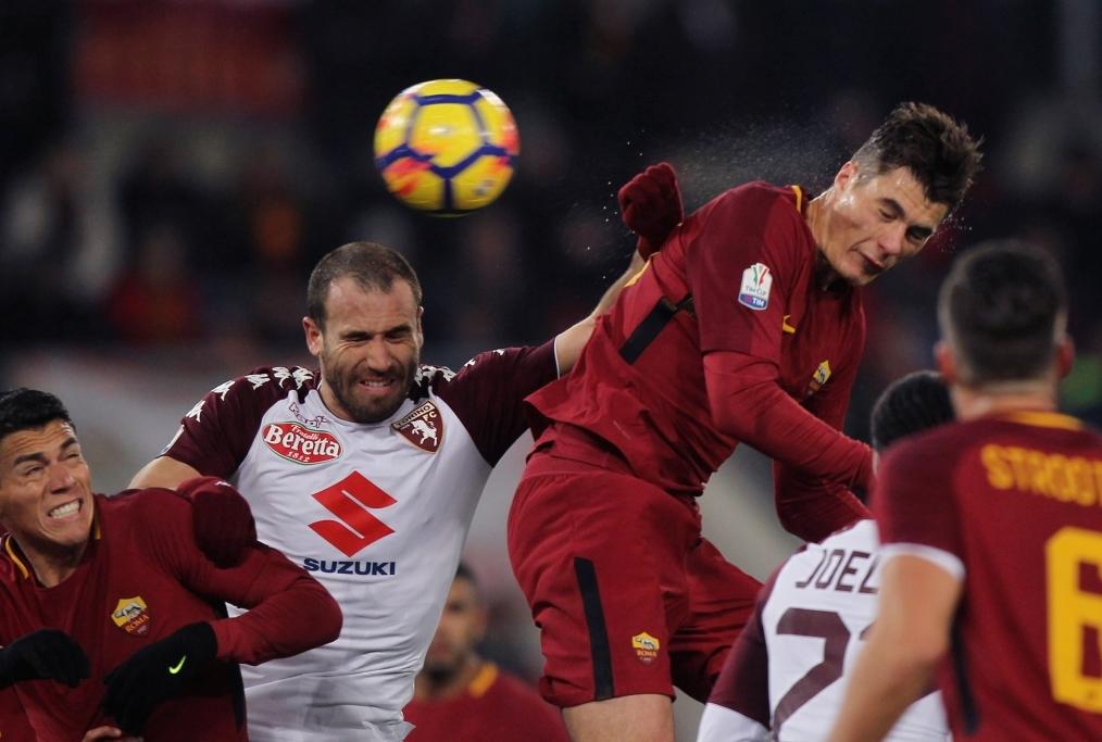 AS Roma v Torino FC - TIM Cup