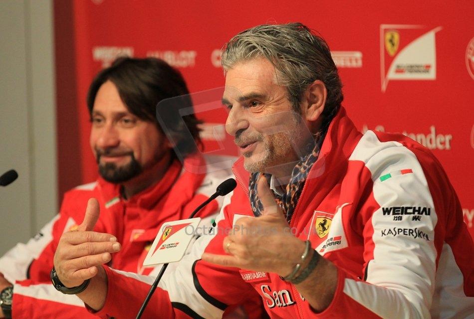 Ufficio Stampa Ferrari : Ferrari vara il nuovo organigramma fuori fry e tombazis l