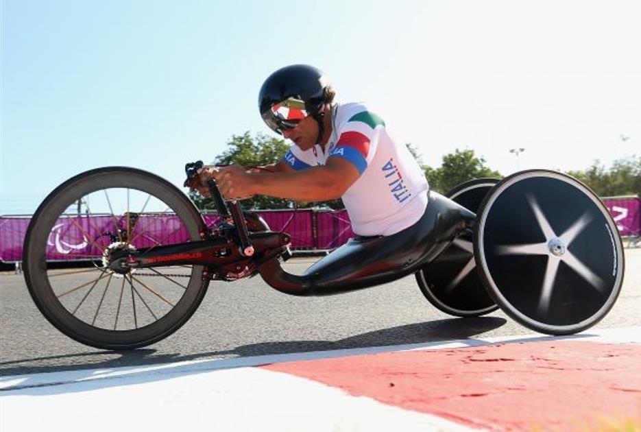 Zanardi vince le Paraolimpiadi a Rio
