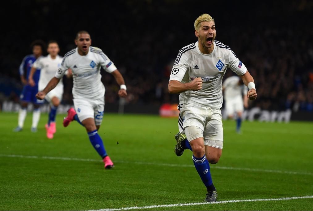 Chelsea FC v FC Dynamo Kyiv - UEFA Champ