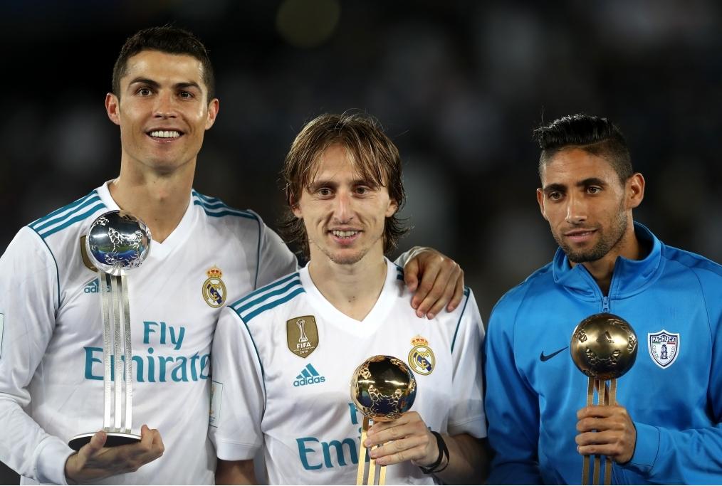 Gremio v Real Madrid Final - FIFA Club W