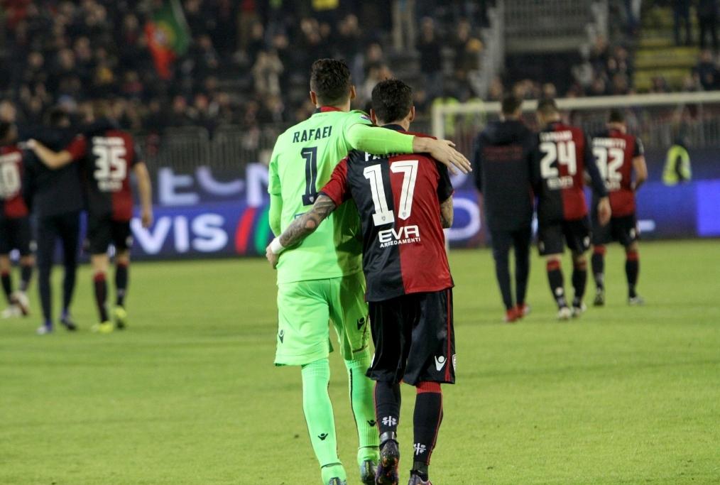 Cagliari Calcio v US Sassuolo - Serie A