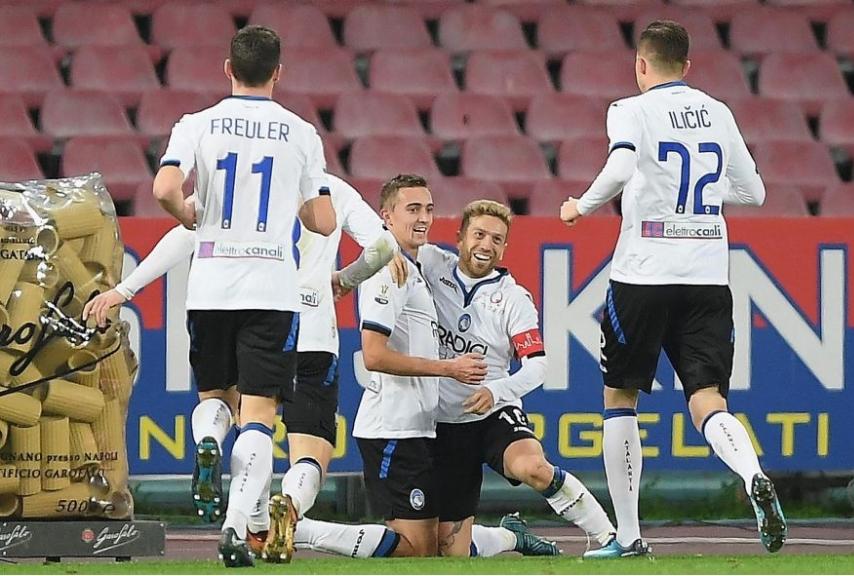 Atalanta in semifinale di Coppa Italia