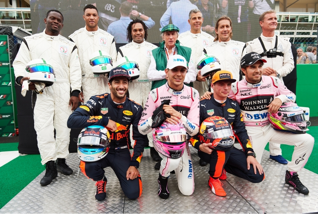 Champions of the Grid