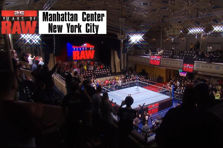 Il Manhattan Center di New York