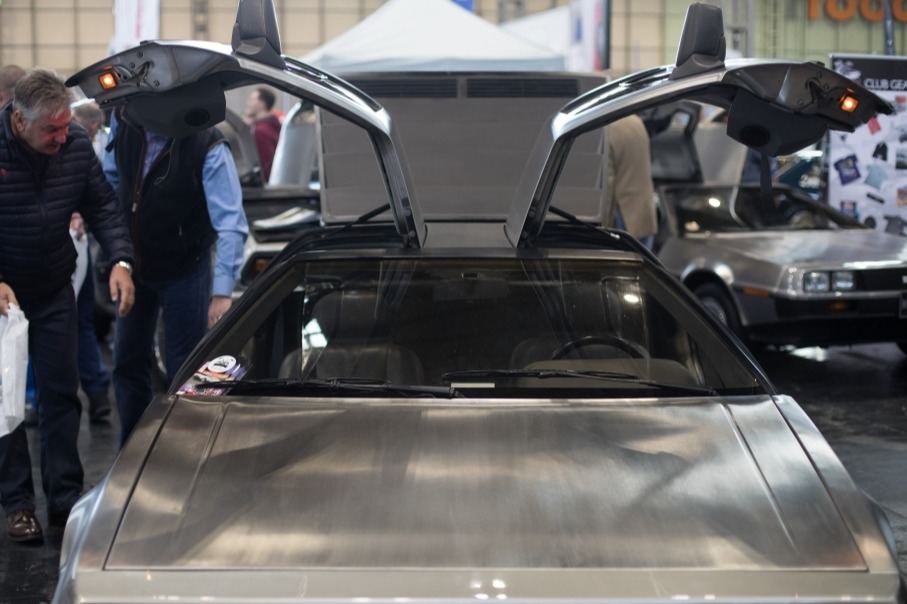 NEC Motor Show Exhibits Over Two Thousand Classic Cars