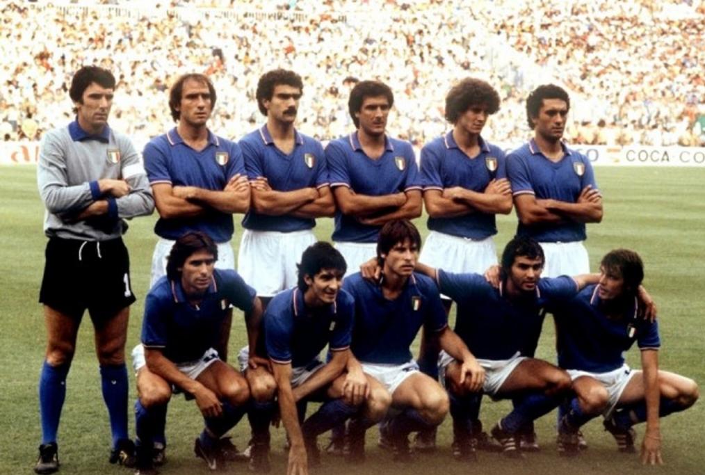 Italia mondiale 1982