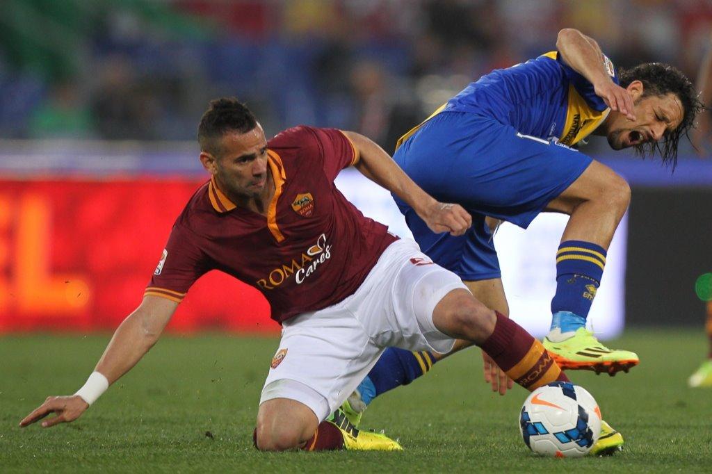 AS Roma v FC Parma - Serie A
