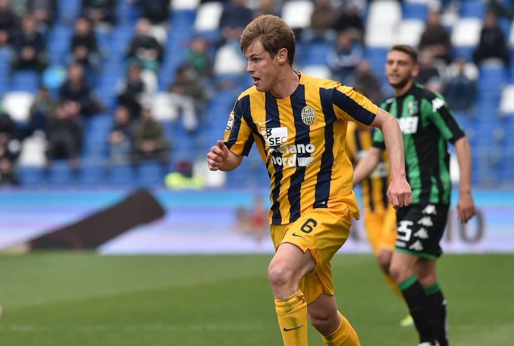 US Sassuolo Calcio v Hellas Verona FC -