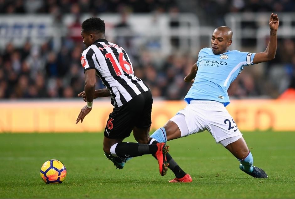 Newcastle United v Manchester City - Pre