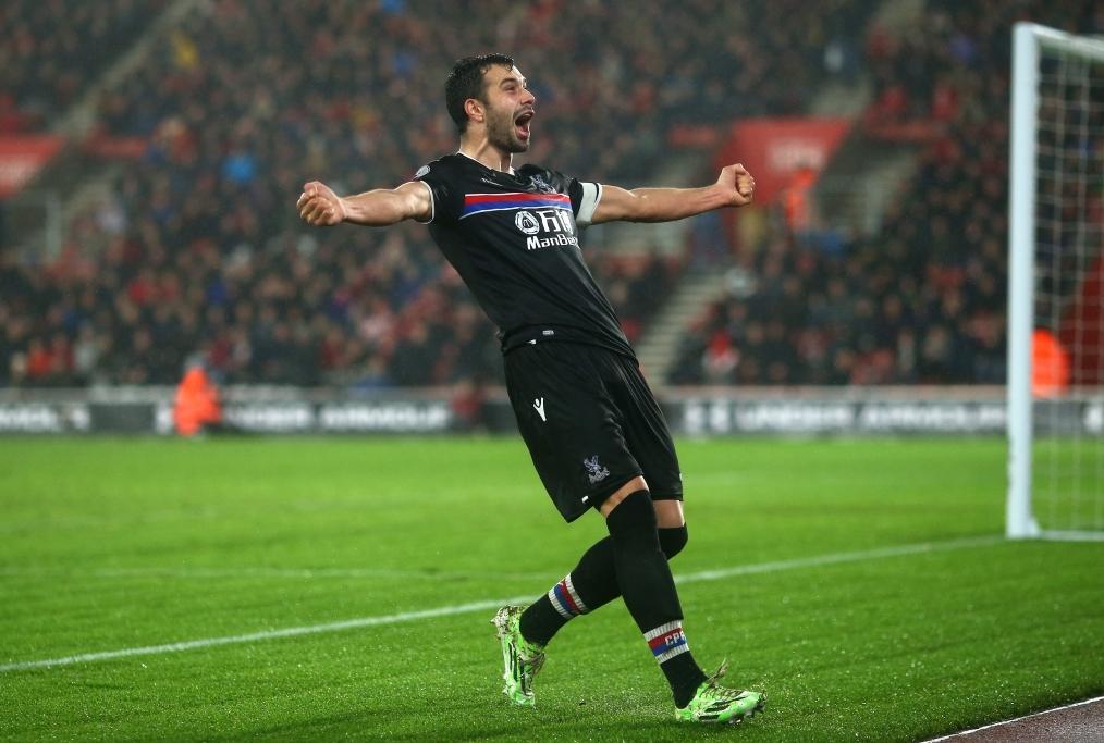 Southampton v Crystal Palace - Premier L