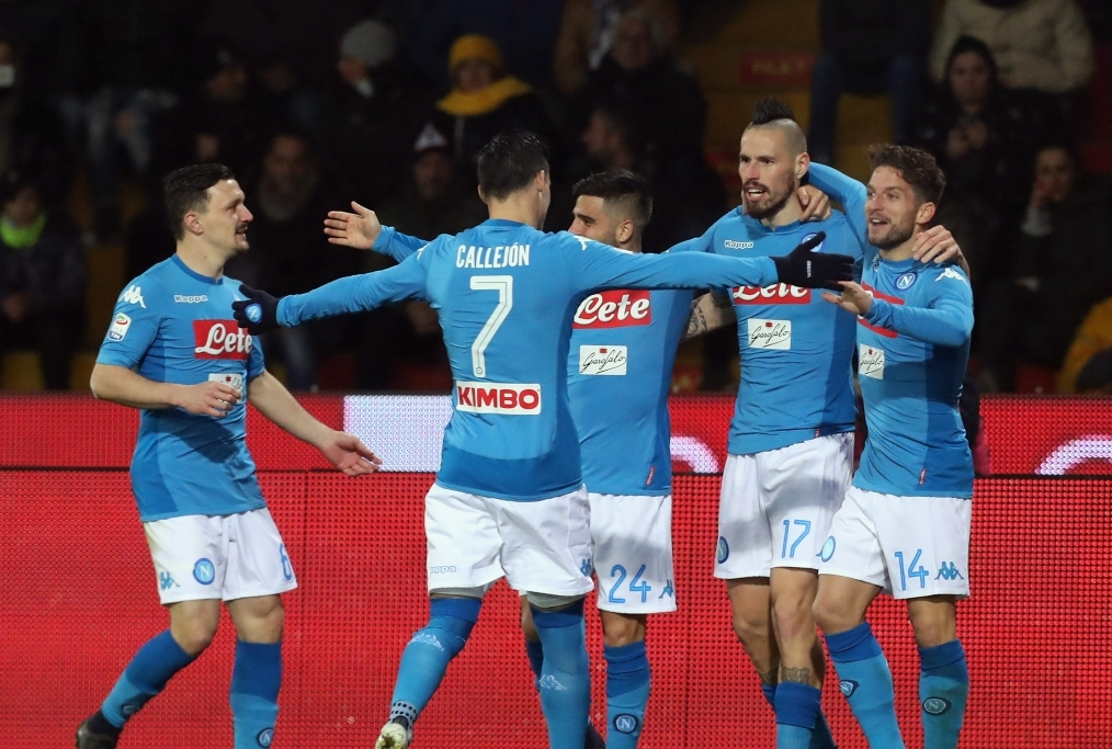 Benevento Calcio v SSC Napoli - Serie A