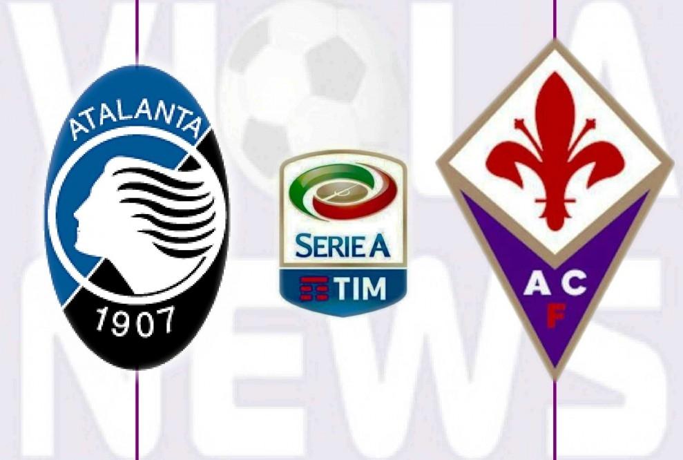 Atalanta-Fiorentina Serie A