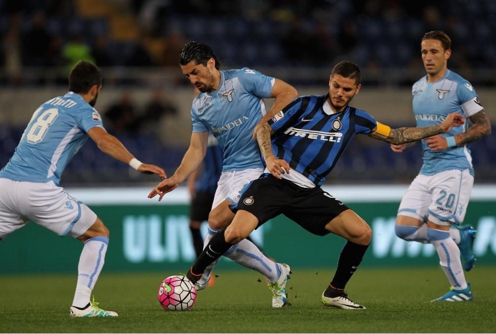 SS Lazio v FC Internazionale Milano - Se