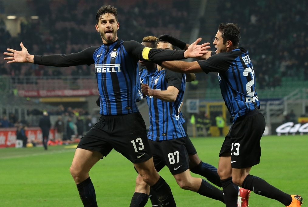 FC Internazionale v Benevento Calcio - S