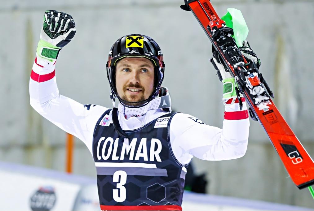 Audi FIS Alpine Ski World Cup - Mens Sla