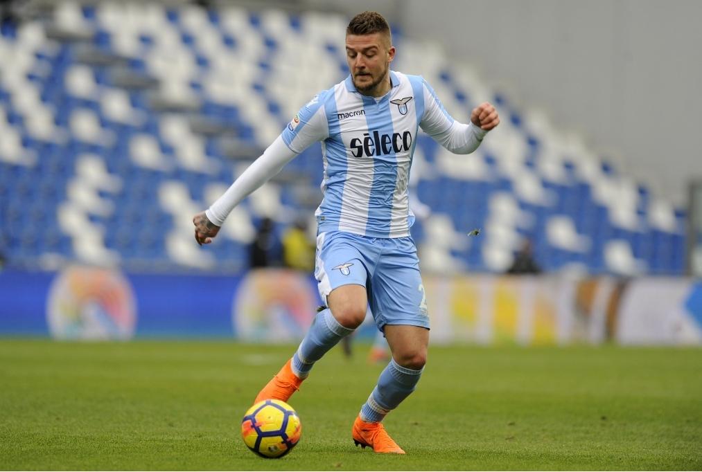 Maglia Home Lazio SERGEJ MILINKOVIC-SAVIC