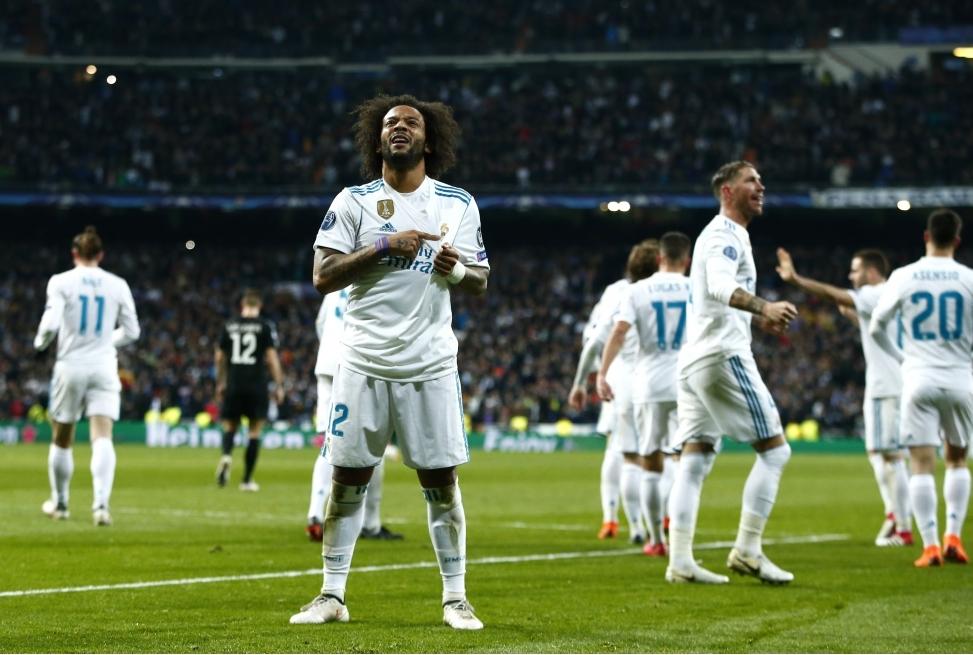 Real Madrid v Paris Saint-Germain - UEFA