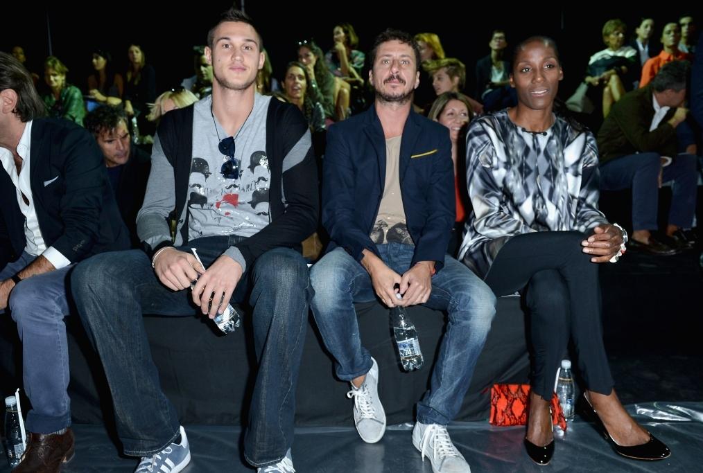 Iceberg - Front Row - Milan Fashion Week