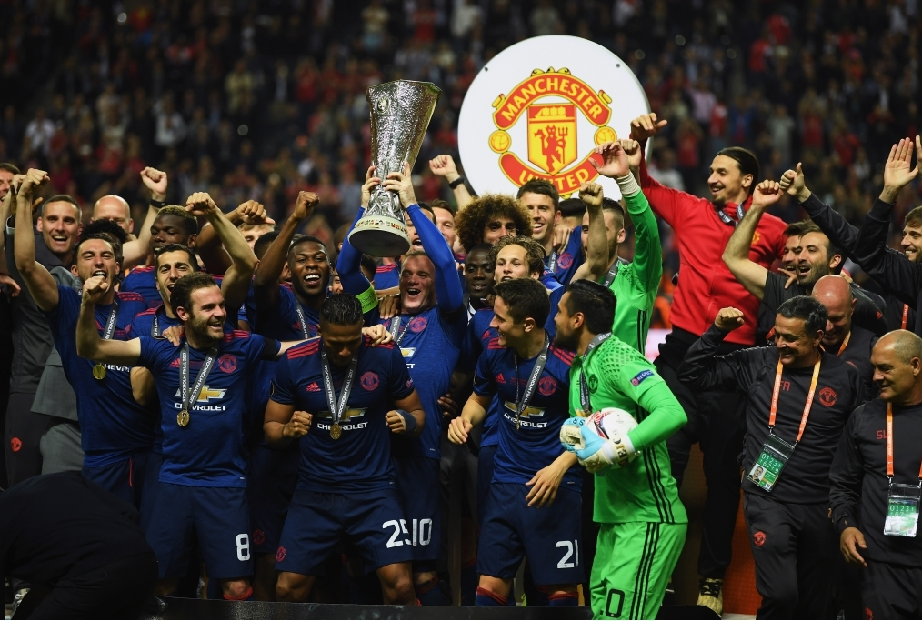 Ajax v Manchester United - UEFA Europa L