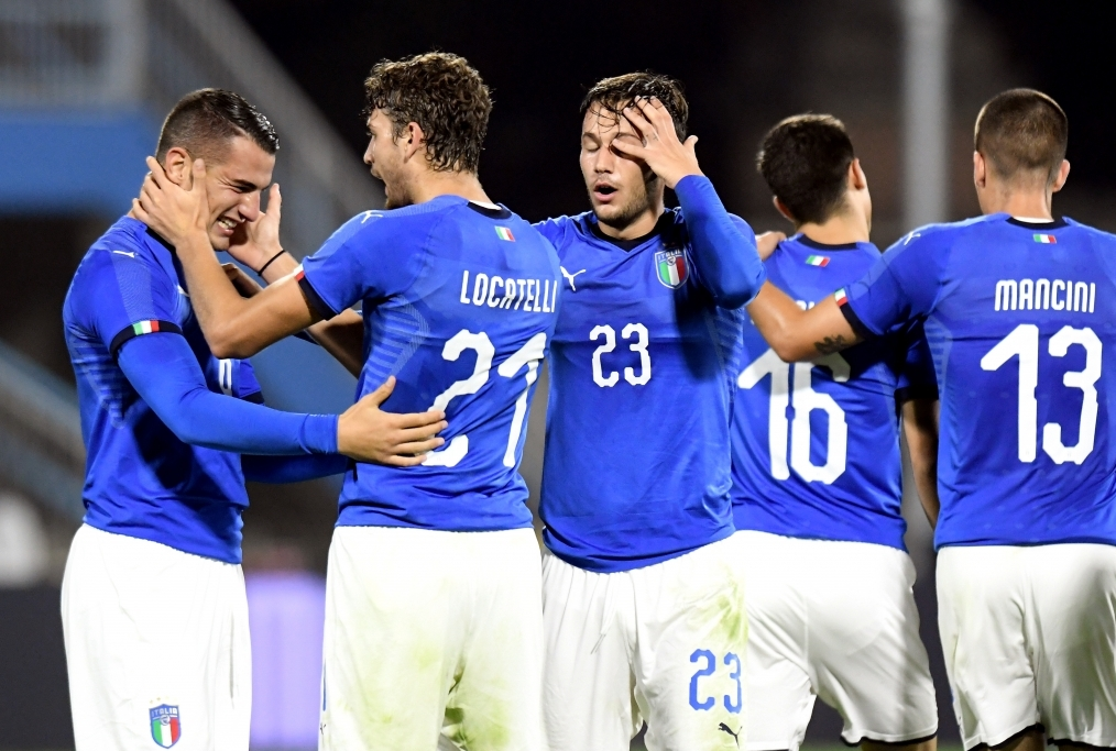Italy U21 v Morocco U21 - International