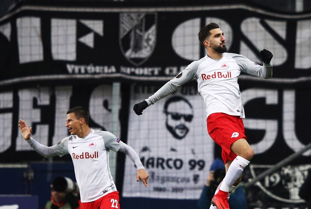 FC Salzburg v Vitoria Guimaraes - UEFA E