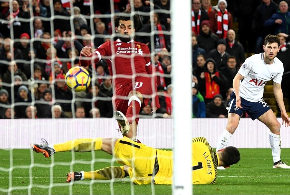Liverpool v Tottenham Hotspur - Premier
