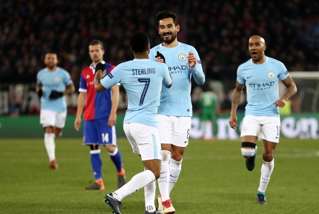 FC Basel v Manchester City - UEFA Champi