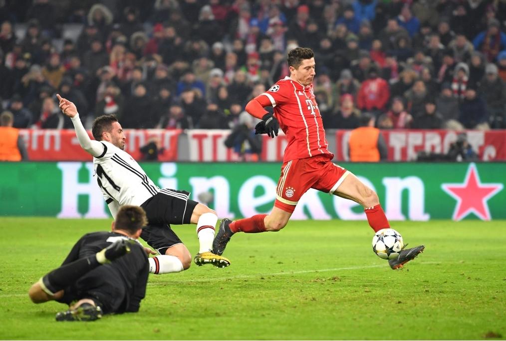 Bayern Muenchen v Besiktas - UEFA Champi