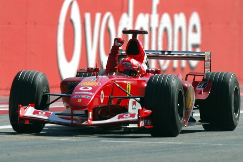 Motorsport/Formel 1: GP von Italien 2003