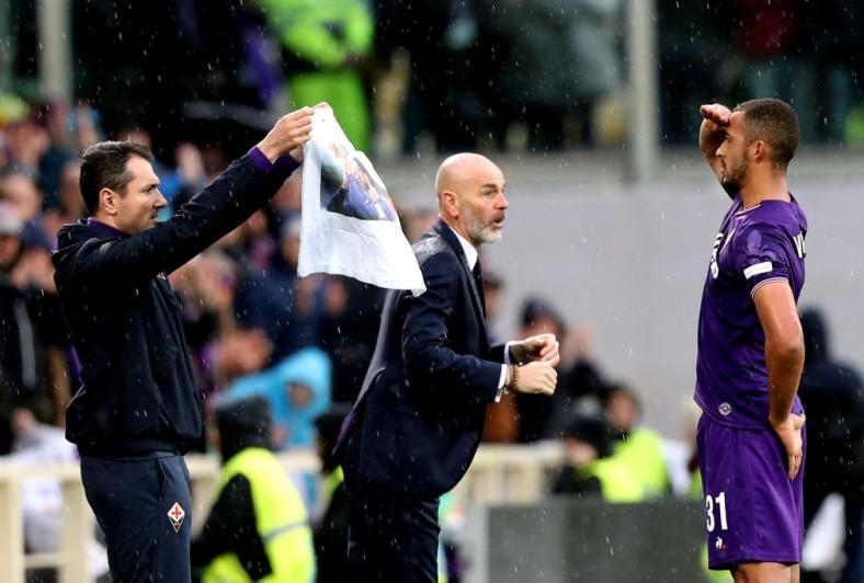Vitor Hugo Fiorentina-Benevento